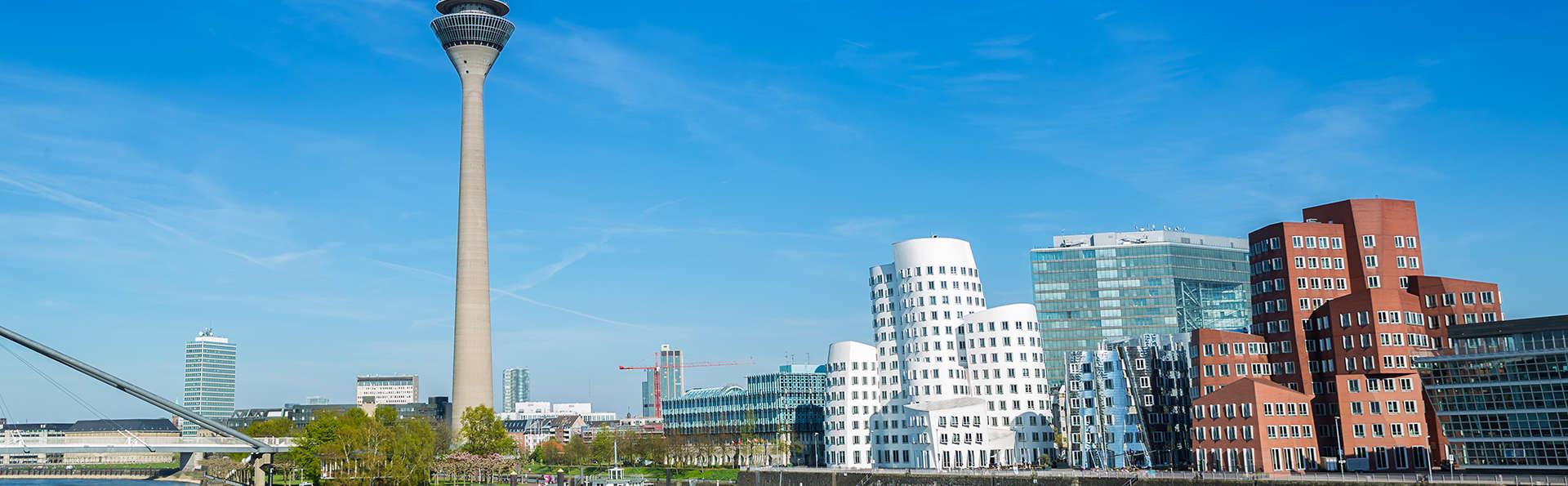 BLACK WEEK: relax y comodidad en una Suite Privilege en la hermosa ciudad de Düsseldorf