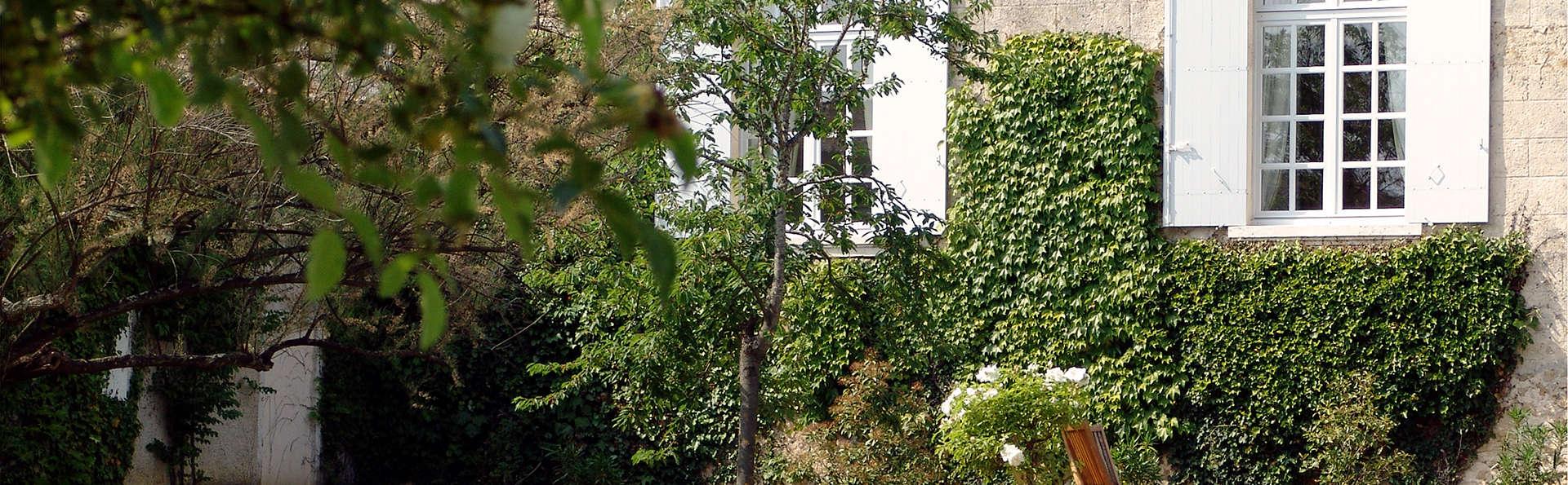 Week-end en chambre supérieure au coeur des vignes, à Sauternes