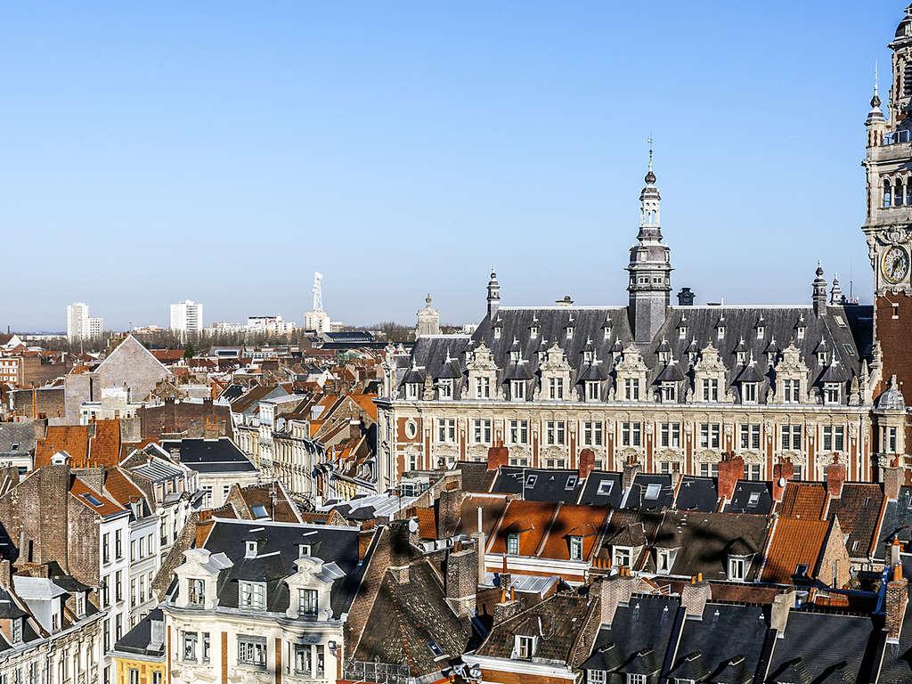 Séjour Nord-Pas-de-Calais - Partez à la découverte de Lille le temps d'un week-end !  - 4*