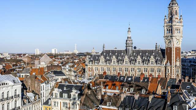Partez à la découverte de Lille le temps d'un week-end !