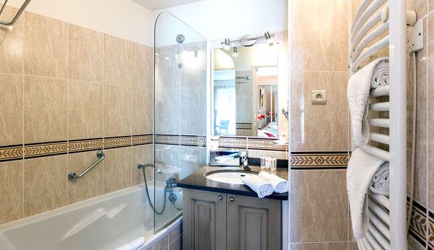 La Closerie Deauville - NEW BATHROOM