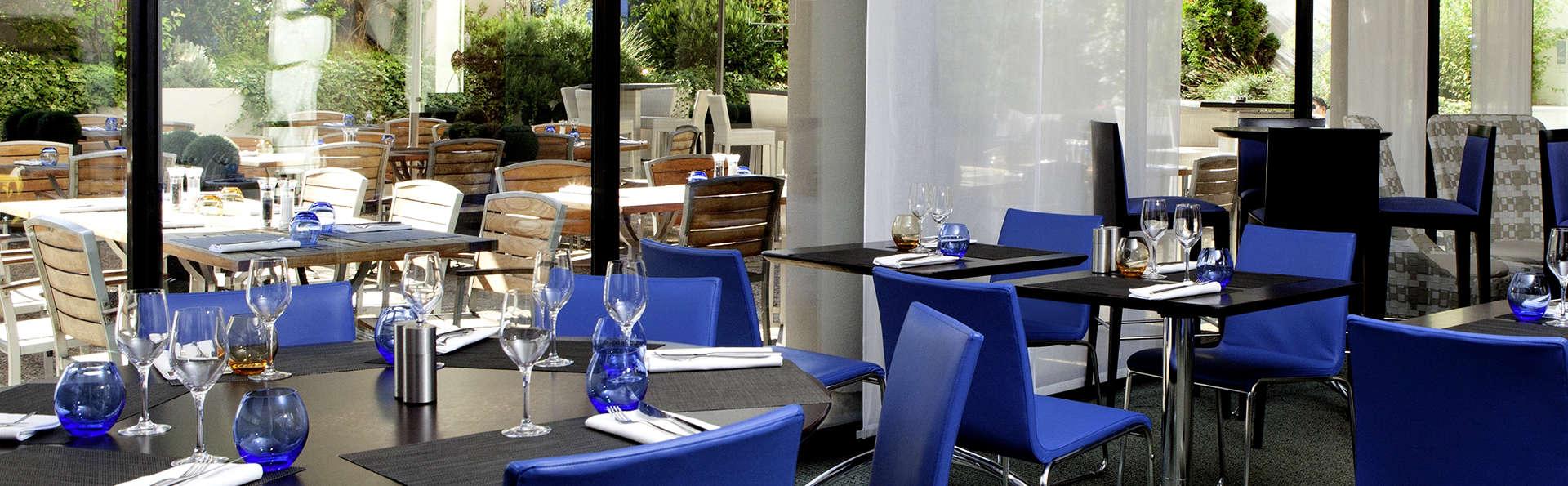Séjour 4* avec dîner (boisson incluse) au cœur de Paris