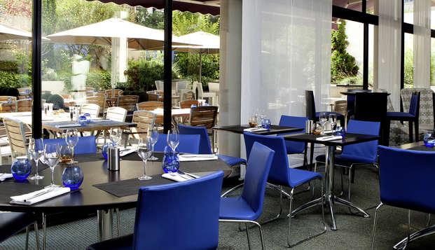 Soggiorno in un hotel 4* con cena (bevande incluse) nel cuore di Parigi
