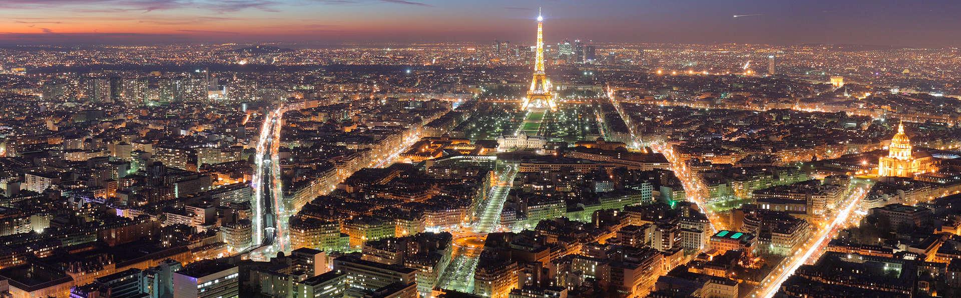 Week-end détente et romantique avec champagne en chambre à Paris