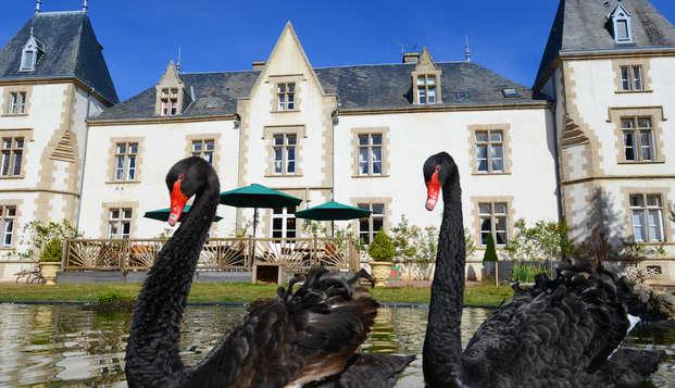 Chateau Hotel du Boisniard - Exterior