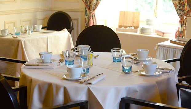 Chateau Hotel du Boisniard - Restaurant