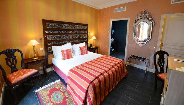 Chateau Hotel du Boisniard - Room