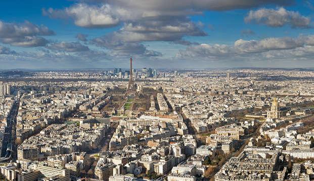 LAZ Hotel Spa Paris - destination