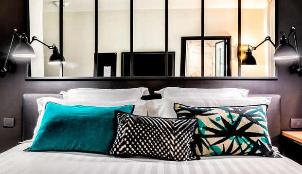 LAZ Hotel Spa Paris - room