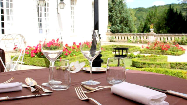 Week-end avec dîner dans un superbe château de Tours