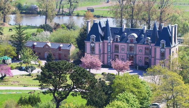 Week-end dans un château breton, à Saint-Malo