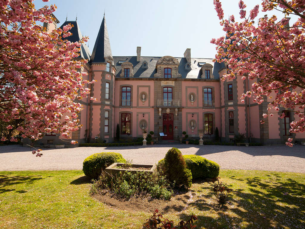 Séjour Saint-Malo - Séjour dans un château à Saint-Malo !  - 4*