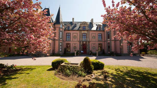 Vie de château à Saint-Malo