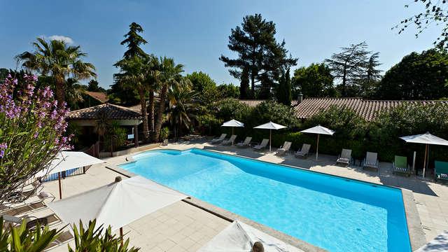 Week-end en chambre Luxe près d'Avignon