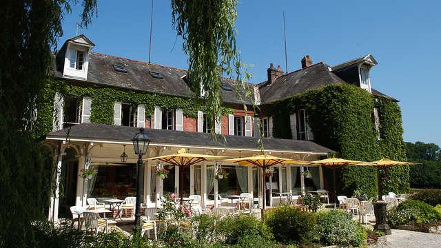 3-sterren vernachting en ontbijt in Seine-Maritime