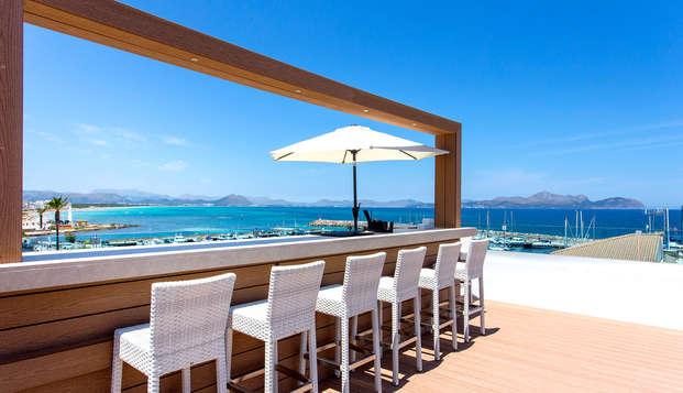 Essenza mediterranea con cena e lusso a Maiorca