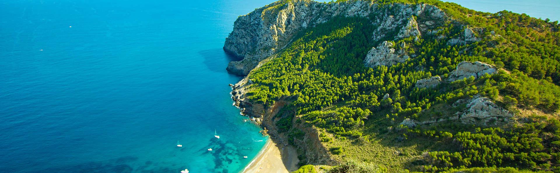 Séjournez dans une suite junior et profitez d'une escapade exclusive à Majorque
