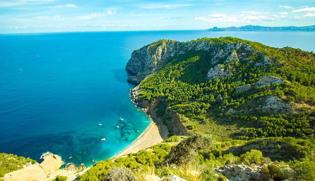 Alójate en una Junior Suite y disfruta de una exclusiva escapada en Mallorca