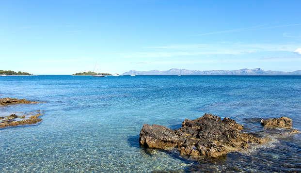Détente à Puerto de Alcúdia à 6 minutes à pied de la plage