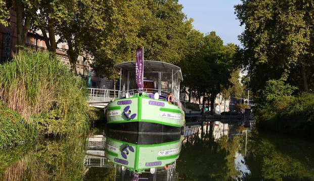 Crucero por el Garona y pase para los museos de Toulouse