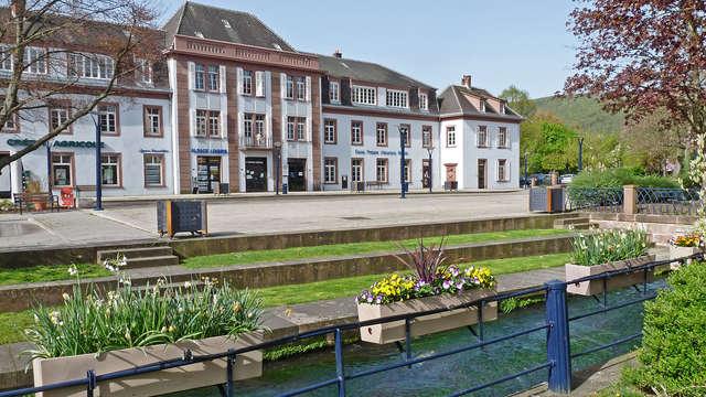 Week-end dans un hôtel de charme en Alsace