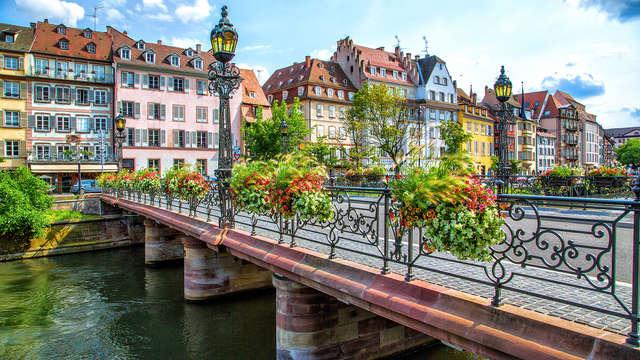 Offre Spéciale : Week-end découverte à Strasbourg et surclassement offert