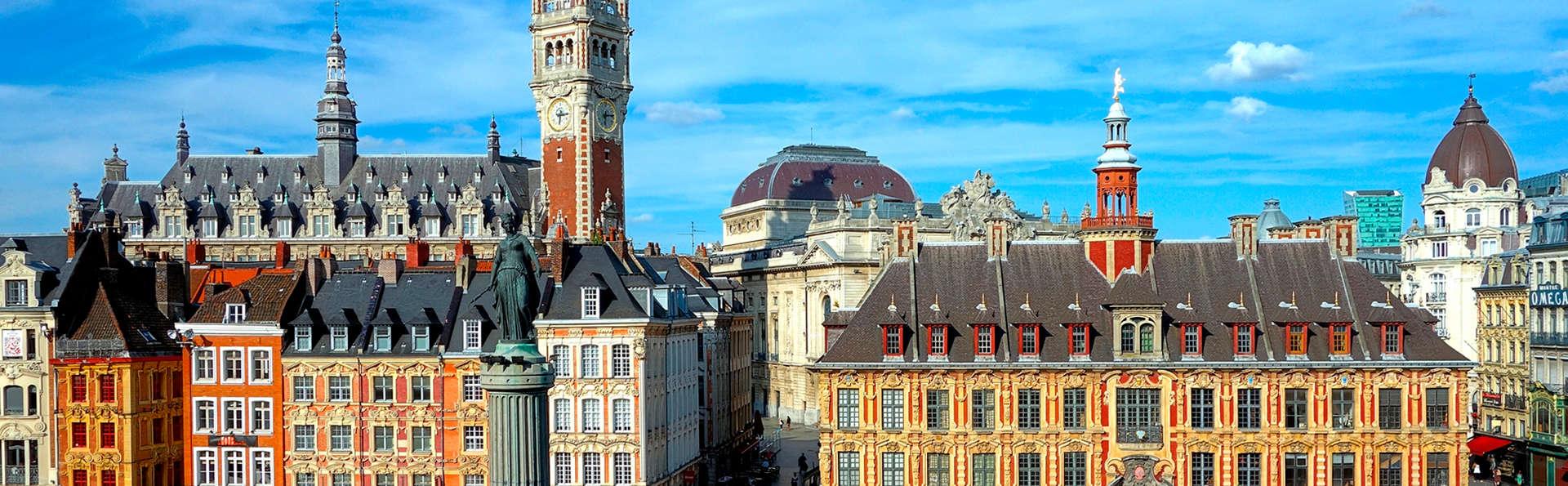 Week-end aux portes de Lille