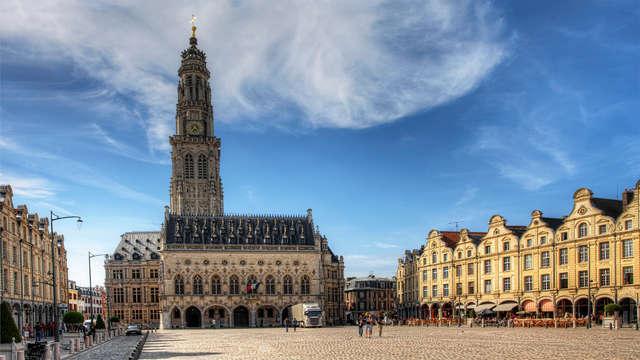 Week-end de luxe dans un ancien monastère Jésuite du XVII siècle à Arras