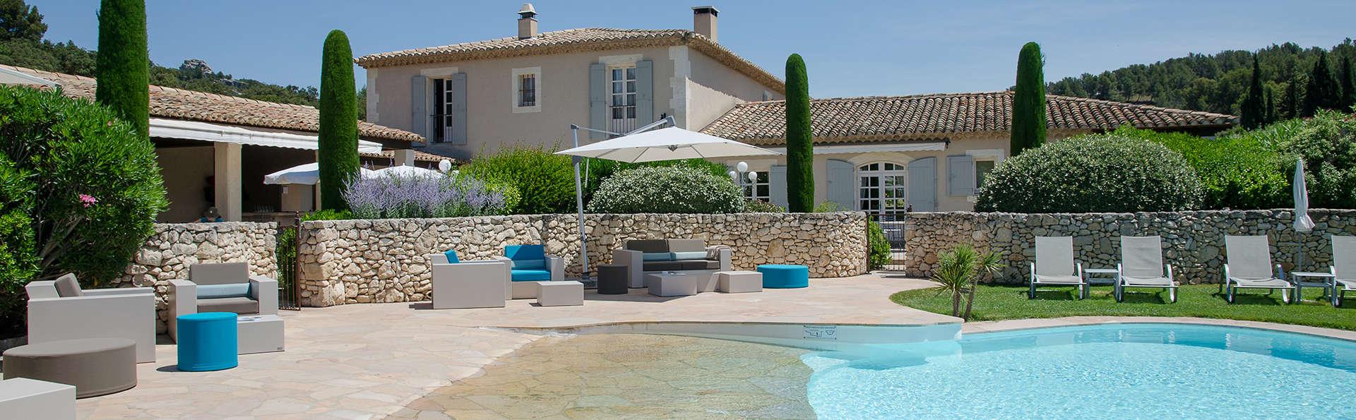 Week-end bien-être en plein coeur des Baux-de-Provence