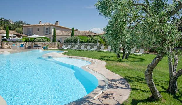 Week-end de charme en plein cœur des Baux-de-Provence