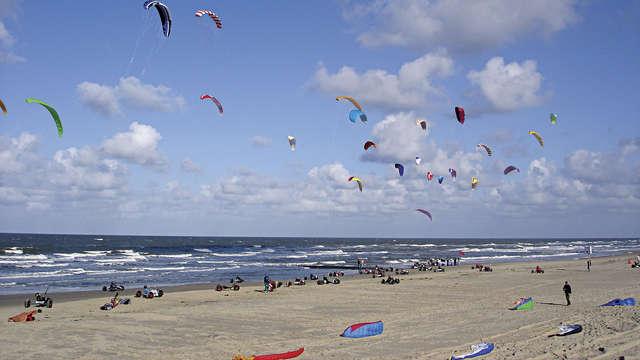 Week-end à vélo avec dîner à la mer à Callantsoog (à partir de 2 nuits)