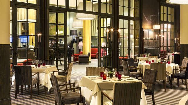 Hotel Barriere L Hotel du Golf Deauville