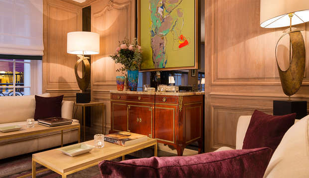Hotel Balmoral Champs-Elysees - hall