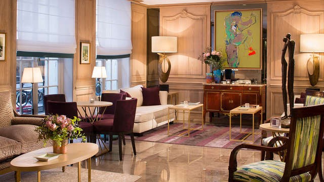 Hotel Balmoral Champs-Elysees