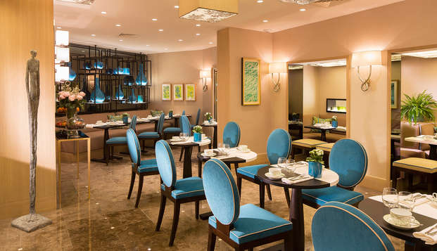 Hotel Balmoral Champs-Elysees - restaurant