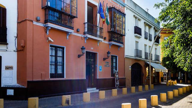 Hotel Patio de la Alameda - front