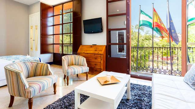 Hotel Patio de la Alameda - HABITACION