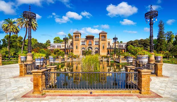 Hotel Patio de la Alameda - sevilla museum of pop art
