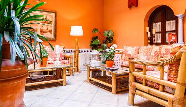 Hotel Patio de la Alameda - lobby