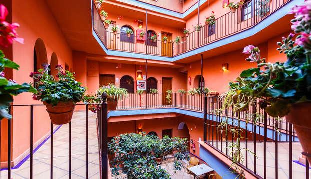 Hotel Patio de la Alameda - hall