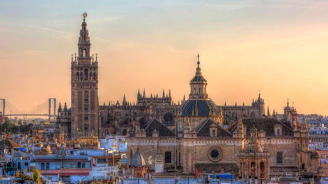 Conoce Sevilla y su casco histórico desde el Barrio de Santa Cruz