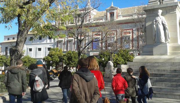 Game of Thrones à Séville avec visite amusante des décors de la série