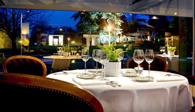 Le Relais du Bois Saint Georges - Restaurant