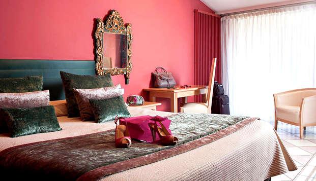 Le Relais du Bois Saint Georges - Room