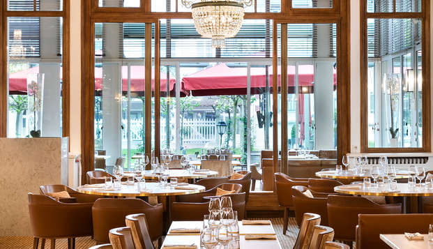 Hotel Barriere Le Normandy Deauville - Restaurant