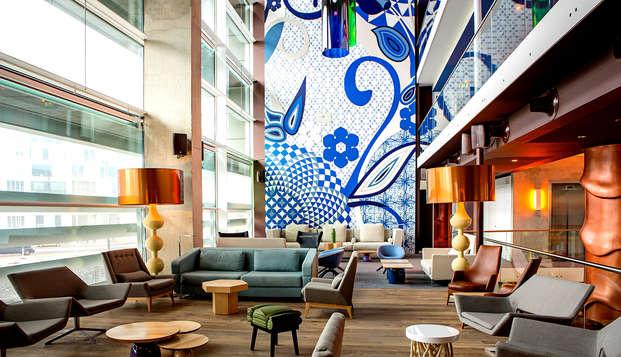 Lujo y diseño mientras descubres Ámsterdam