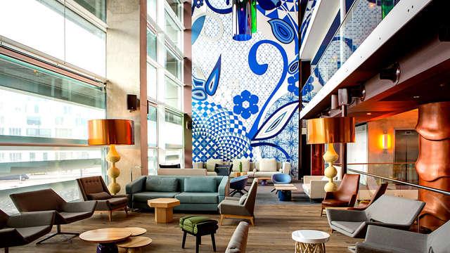 Luxe et design lors d'un voyage à Amsterdam