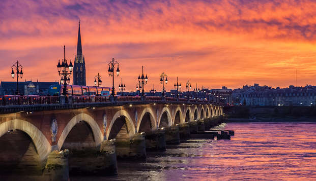 Week-end au coeur de Bordeaux