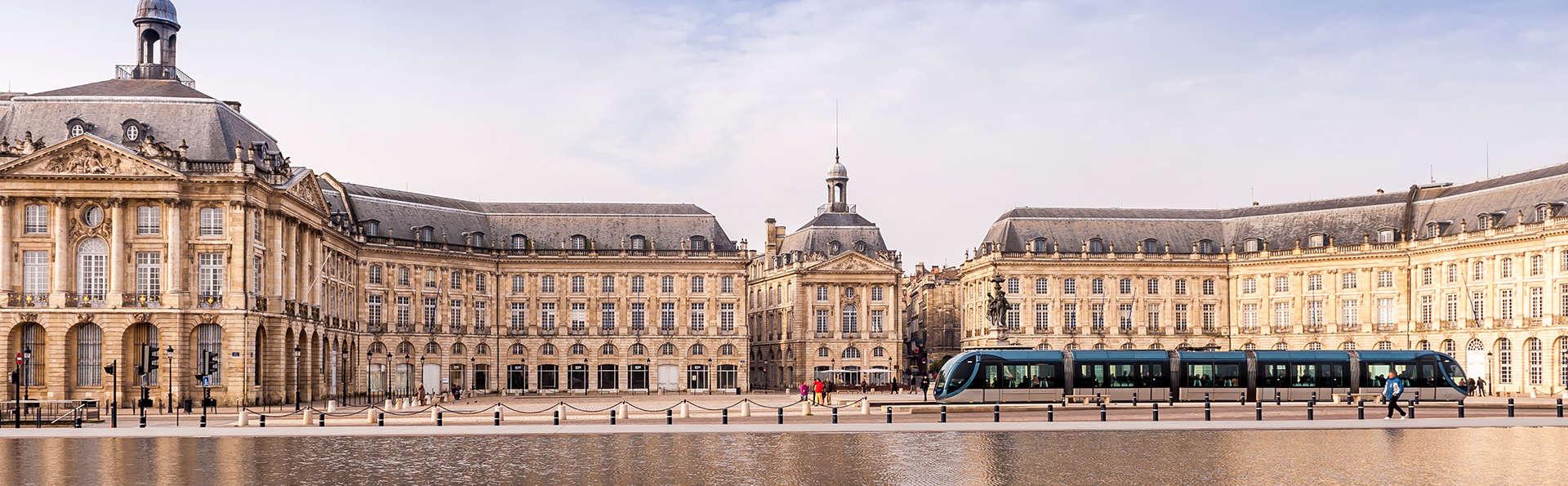 Week-end découverte au coeur de Bordeaux