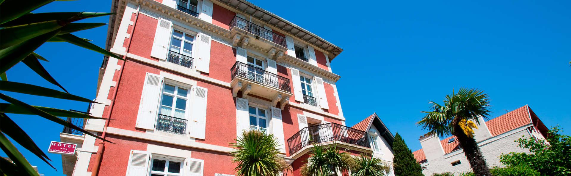 Escapada con encanto en Biarritz